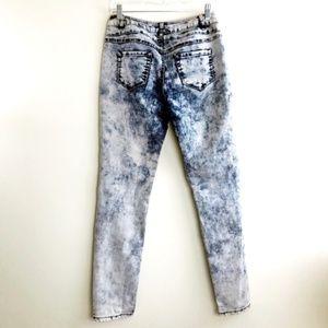 Blue Spice Jeans - Blue Spice Bleached Denim Jean